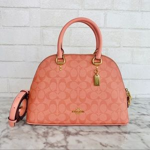 Coach Signature Katy Satchel